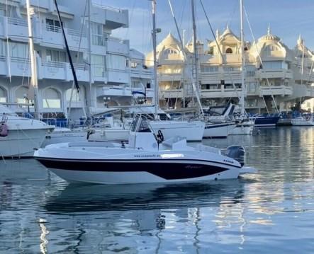 Boat rental Nireus Nireus CL620 in Benalmádena on Samboat