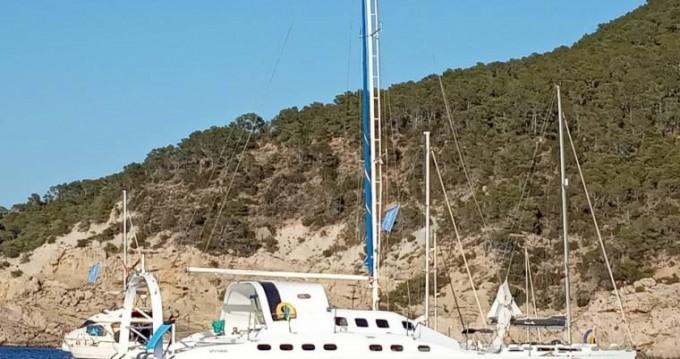 Catamaran for rent Saint-Florent at the best price