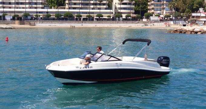 Rental yacht Puerto Deportivo de Marbella - Bayliner VR5 on SamBoat