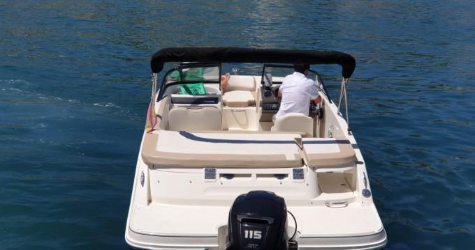 Boat rental Bayliner VR5 in Puerto Deportivo de Marbella on Samboat