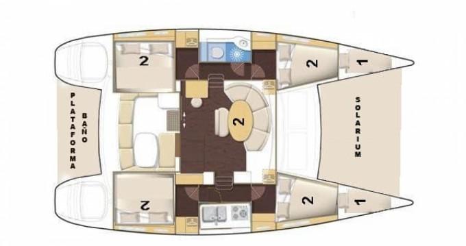 Rental yacht Altea - Fritz Dubois G. Filca 37 on SamBoat