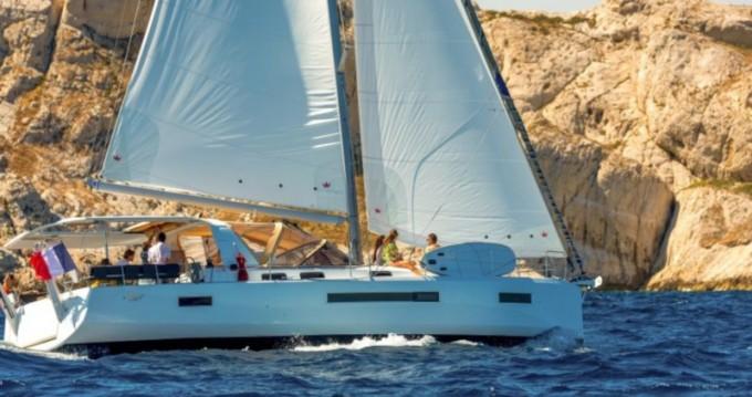 Boat rental Rhodes cheap Sun Loft 47
