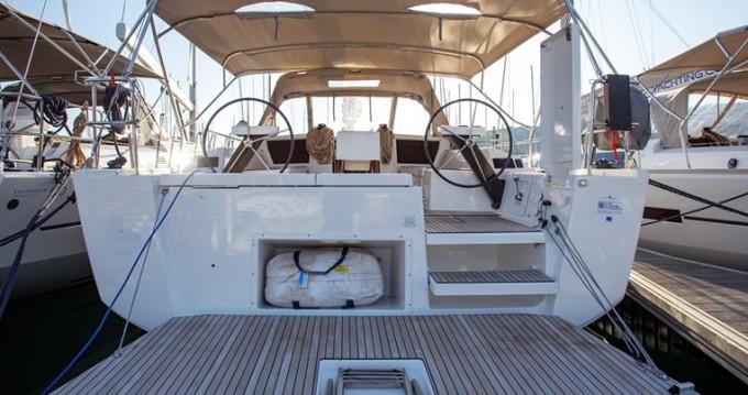Rental Sailboat in Naples - Dufour Dufour 430 GL
