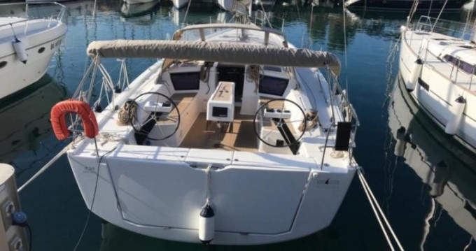 Dufour Dufour 430 GL between personal and professional Naples