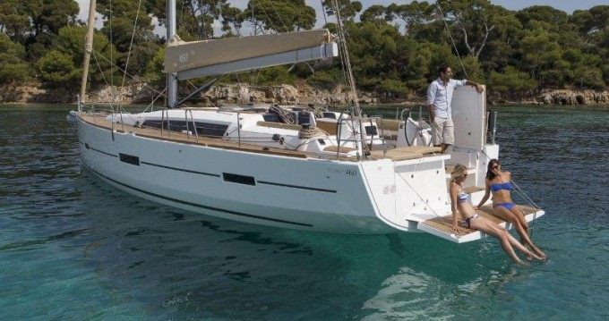 Dufour Dufour 460 between personal and professional Trogir