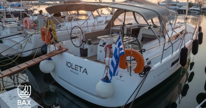 Boat rental Jeanneau Sun Odyssey 440 in Lefkada on Samboat