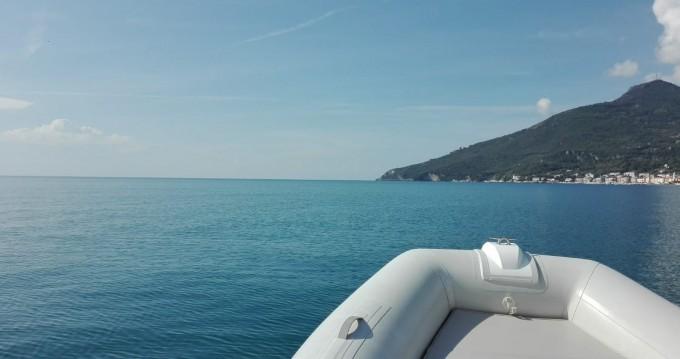 Boat rental Capelli Tempest 530 Open in Porto Pozzo on Samboat