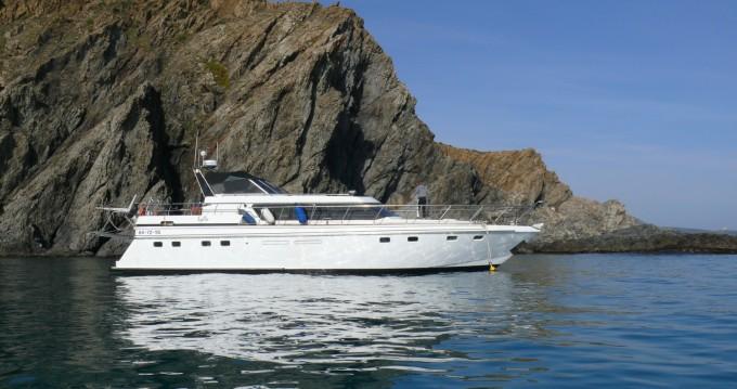Rental Motorboat van der Valcke  with a permit