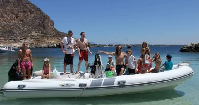 Joker Boat Clubman 22 between personal and professional Trapani