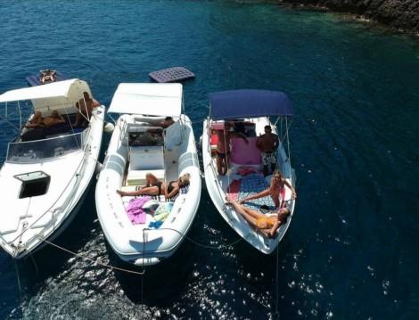 Rent a Joker Boat Clubman 22 Trapani