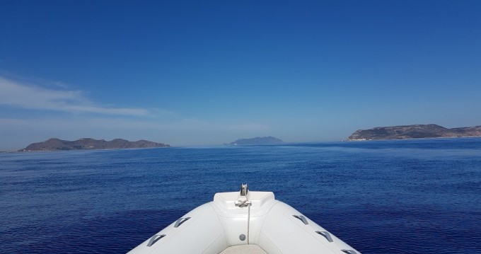 Hire RIB with or without skipper Joker Boat Trapani