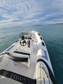 RIB for rent Villefranche-sur-Mer at the best price