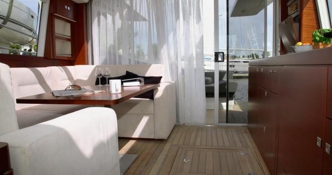 Rental yacht Tribunj - Fjord Fjord 40 Cruiser on SamBoat