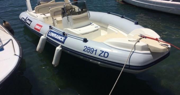 Rental Motorboat in Trogir -  Marlin - FB 20