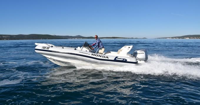 Rental yacht Trogir -  Marlin - FB 20 on SamBoat