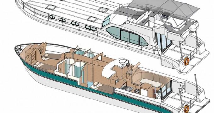 Rental yacht Dole -  Octo Fly C on SamBoat