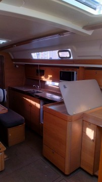 Boat rental Hyères cheap Dufour 380 Grand Large