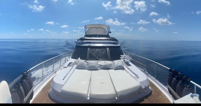 Rental Motorboat in Port de Torredembarra - Astondoa 49 GLX