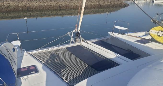 Hire Catamaran with or without skipper Lagoon Puerto Deportivo Marina Isla Canela