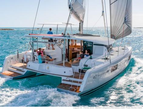 Rental yacht Corfu - Lagoon Lagoon 42 on SamBoat