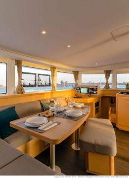 Rental Catamaran in Corfu - Lagoon Lagoon 42