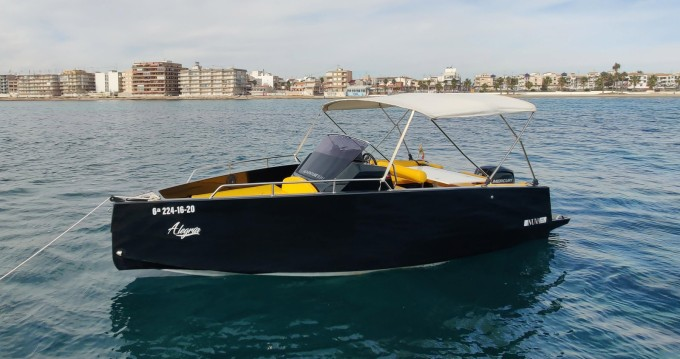 Nuva Nuva M6 Open between personal and professional Torrevieja