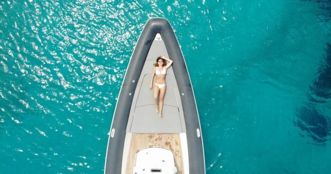 Boat rental  Scorpion Seafarer 36 in Lefkada (Island) on Samboat