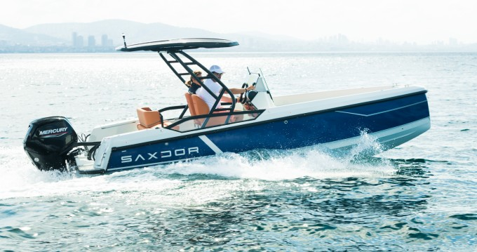 Hire Motorboat with or without skipper Saxdor Yachts Vannes