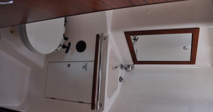 Hire Sailboat with or without skipper Salona Zaton