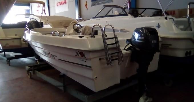 Rent a Dipol D-400 F1RST Ciutadella de Menorca