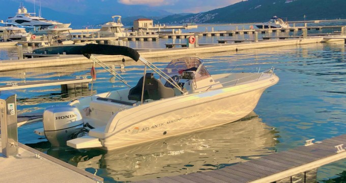Rental yacht Kotor - Atlantic Atlantic Marine 670 on SamBoat