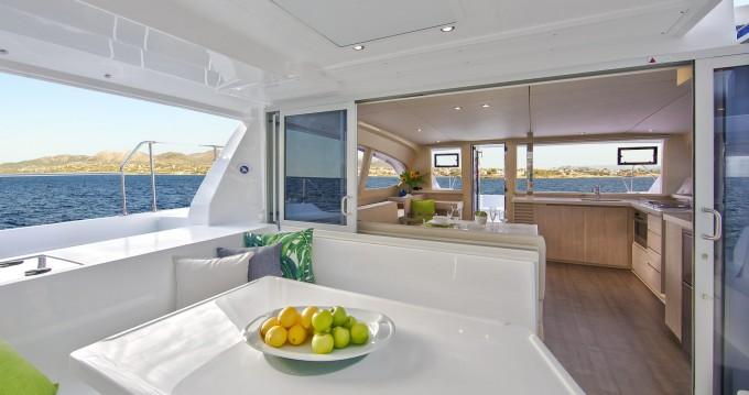 Boat rental Leopard Leopard 40 in Göcek on Samboat