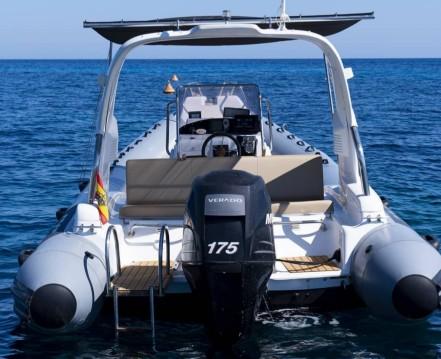 Rental yacht Mahon Port - Sacs Sacs S 680 on SamBoat