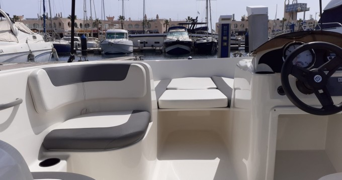 Rental yacht Alicante - Bayliner Element E5 on SamBoat