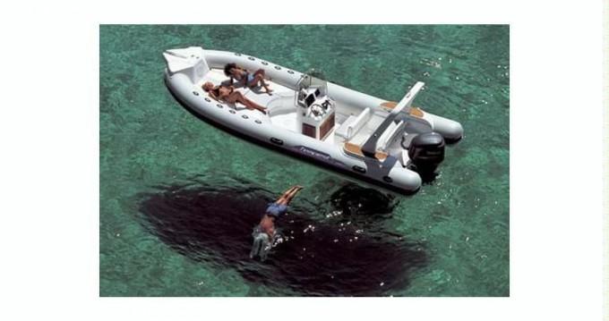 Boat rental Santa Eulària des Riu cheap Tempest 750
