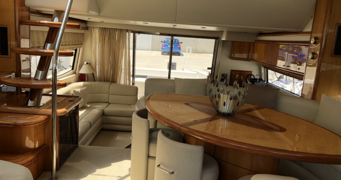 Rental Yacht in Mahón - Sunseeker Manhattan 64