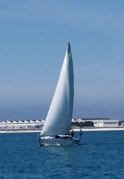 Boat rental Kirie Feeling 1090 in Les Minimes on Samboat