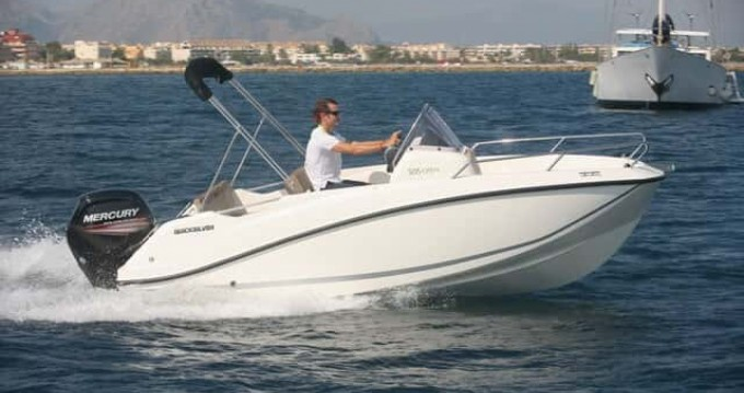 Hire Motorboat with or without skipper Quicksilver Castellón de la Plana/Castelló de la Plana