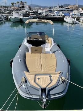 Boat rental Salpa soleil 20 in Cogolin on Samboat
