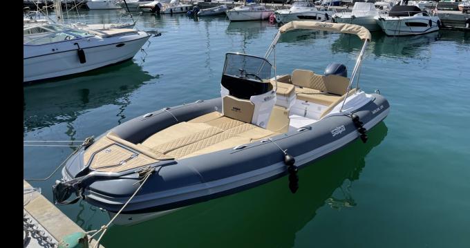 Boat rental Cogolin cheap soleil 20