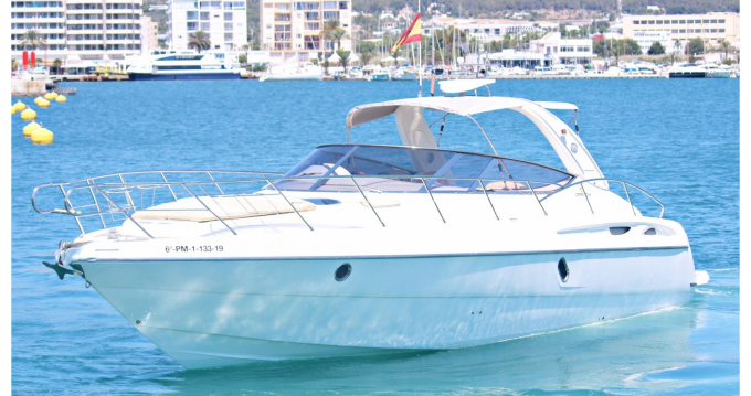 Boat rental Cranchi Endurance 41 in Ibiza Island on Samboat