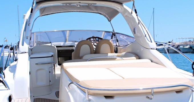 Boat rental Ibiza Island cheap Endurance 41
