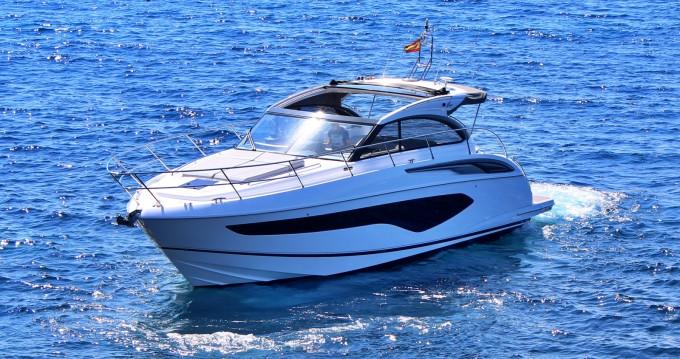 Boat rental Princess Princess V50 in Ibiza Island on Samboat