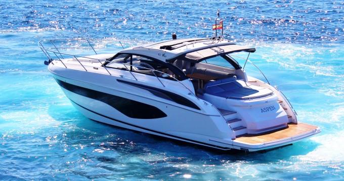 Rent a Princess Princess V50 Ibiza Island