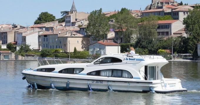 Rental Canal boat in Castelnaudary - CBL Elegance
