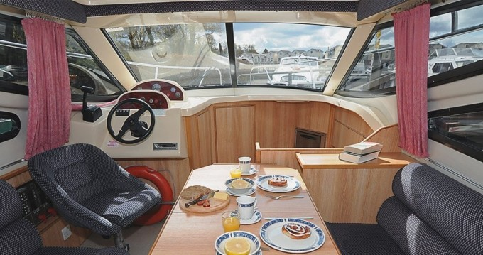 Rental Canal boat in Castelnaudary - Consul Consul