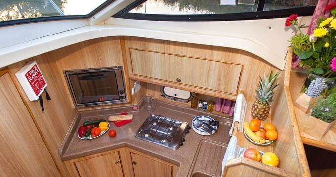 Hire Canal boat with or without skipper Consul Castelnaudary