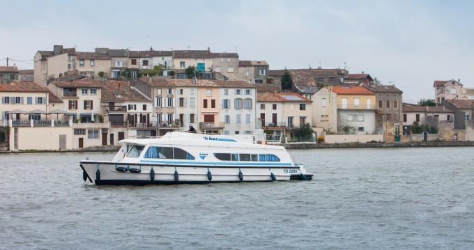 Rental Canal boat in Castelnaudary - Calypso Calypso