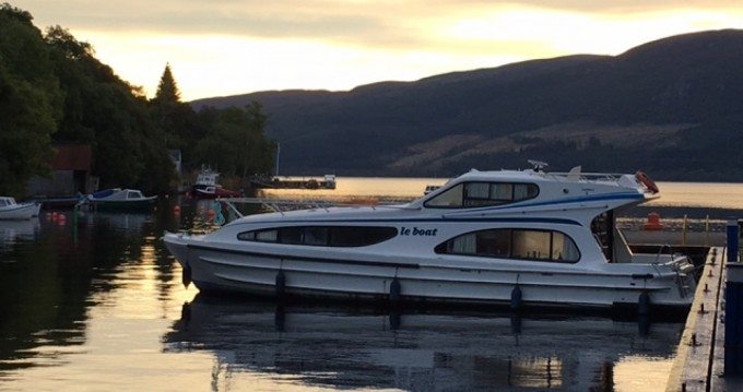 Hire Canal boat with or without skipper Caprice Castelnaudary