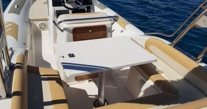 Rental RIB in Pietrosella - Bsc BSC 73 Ocean